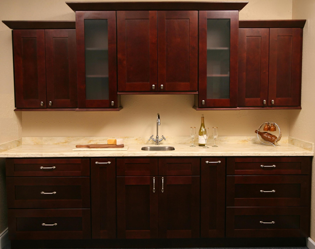 Outstanding Mocha Shaker Kitchen Cabinets 631 x 500 · 164 kB · jpeg