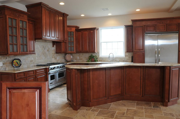 Kitchen Cabinets Sienna Rope Craftsmen Network